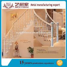 good quality security fence industrial stair handrail cast iron