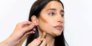 best contouring makeup tips contouring tutorial for beginners elle