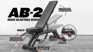 Adjustable Weight Bench Ab 2 Rogue Adjustable Weight Bench Review October 2017