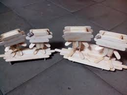cara membuat kerajinan tangan menggunakan stik es krim cara membuat kerajinan tangan dari stik es krim dan 9 contoh