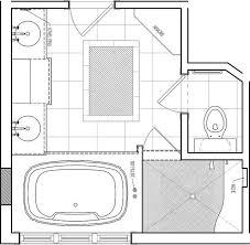 bathroom floor plans 17 best ideas about master bath layout on bathroom