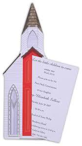 stevie streck invitations stevie streck church invitation polka dot design communion
