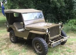 jeep willys for sale 1943 wwii ford willys jeep gpw classic car auctions