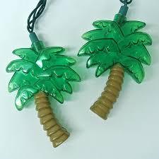 palm tree string lights novelty lights