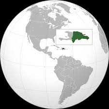 World Map Dominican Republic by Dominican Republic Map Blank Political Dominican Republic Map