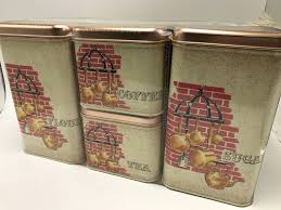 copper kitchen canister sets 100 vintage metal kitchen canister sets home sweet home