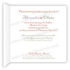 carte mariage texte supérieur mise en demeure decoration 13 exemple texte faire
