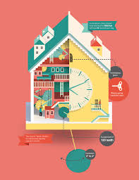 How To Wind A Cuckoo Clock Personal Project Cuckoo Clock Jing Zhang Illustration
