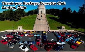 corvette clubs in ohio rick corvette conti archive thank you buckeye corvette
