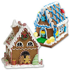 gingerbread house decorating rice epicurean market