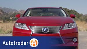 lexus es300h best deal 2013 lexus es 300h luxury sedan new car review autotrader