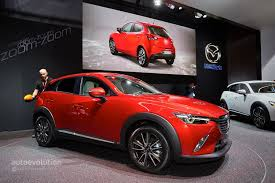 mazda rx suv 2016 mazda cx 3 fuel economy figures released up to 35 mpg
