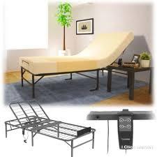 Bed Frame Lift Size Bed Frame Platform Electric Adjustable Lift Remote