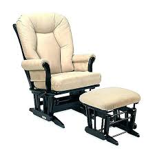 Baby Relax Glider And Ottoman Espresso Baby Relax Glider Rocker And Ottoman Espresso Gray Glider Recliner