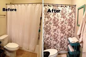 fresh bathroom makeovers on a tight budget 13462