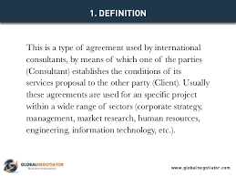 international consulting agreement templatebusiness consulting