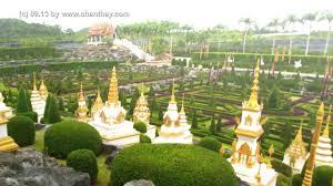 Nong Nooch Tropical Botanical Garden by Thailand Pattaya Nong Nooch Village Tropical Garden And Zoo