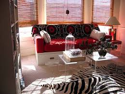 zebra living room decorating ideas christmas lights decoration