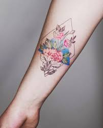 32 sleeve tattoos ideas for women flower tattoos tattoo and flower