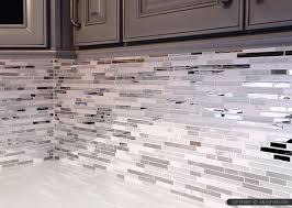 metal kitchen backsplash mosaic backsplash 5 modern white marble glass metal kitchen