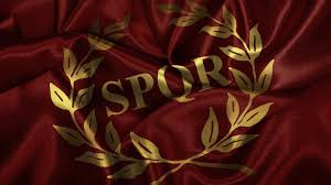 Flag Of Roma Ancient Rome Wallpapers Group 74