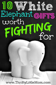42 best white elephant gift ideas images on pinterest gift