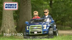 black friday deals on power wheels power wheels ford f 150 12 volt battery powered ride on walmart com