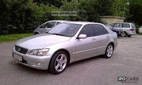 lexus is 2001 2001 lexus is 200 car photo and specs