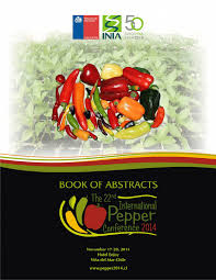 ents bas de cuisine the 22nd international pepper conference pdf available