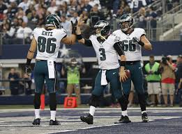 eagles cowboys highlights lesean mccoy runs all dallas