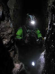 caving helmet with light dive light wikipedia