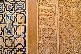 wall ornament in arabic style free image on 4 free photos
