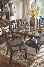 brossling rect dining room ext table corporate website of ashley