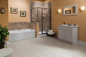 Walk In Bathtubs With Shower Bathroom Remodel Little Rock Walk In Tubs Bath Makeover Of