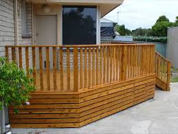 Patio Decking Designs by Elevated Deck Designs Inspirations And Ideas Image Of Loversiq