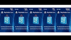playstation gift card 10 playstation store gift card