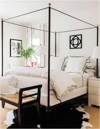 Schlafzimmer Ideen Himmelbett Schwarz Weiß Schlafzimmer Ideen