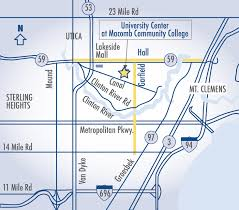 Usa Campus Map by Walsh College Locations Campus Locations Walsh College Campuses