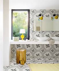 Wall Art For Bathroom Chino Hill Twist Blossom 2 U0027 U0027 Triangle G Tile Wall Mosaic Art Ant