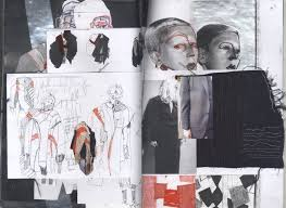1564 best fashion sketches u0026portfolios u0026student works images on