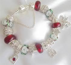 birthday charm bracelet 50th birthday charm bracelets collection on ebay