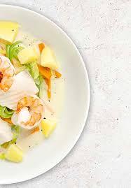 colruyt recettes de cuisine waterzooi de tilapia et scis aux petits légumes colruyt le