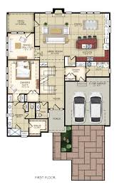 trillium plan new home floor plans in libertyville il