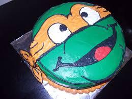 homemade ninja turtle cake ideas 69930 homemade ninja turt