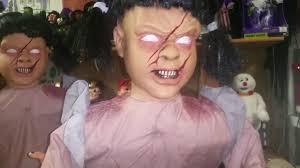 chucky costume spirit halloween spirit halloween reviews tekky toys animated