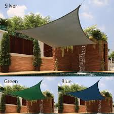 patio u0026 landscaping awesome coolaroo shade sail design for your