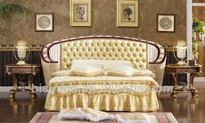 Replica Italian Style Classic Fashion Bedroom Furniture SetLuxury - Fashion bedroom furniture