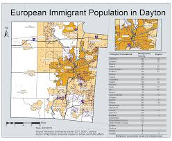 Dayton Ohio Map by Maps Welcome Dayton Immigrant Friendly City Welcome Dayton