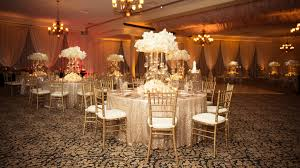 ivory and gold collina wedding a chair affair inc