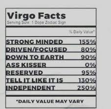 Funny Virgo Memes - best 25 funny virgo quotes ideas on pinterest virgo quotes
